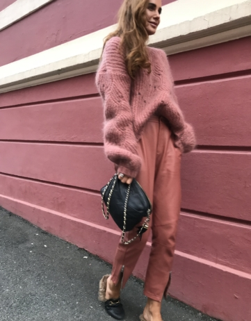 IN THE MOOD FOR DUSTY PINK